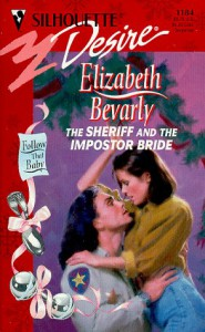The Sheriff and the Imposter Bride - Elizabeth Bevarly