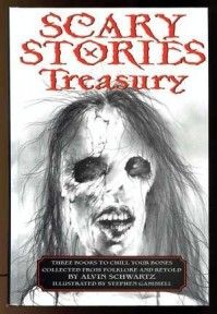 Scary Stories Treasury - Alvin Schwartz