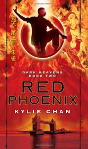 Red Phoenix - Kylie Chan