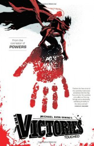 The Victories Volume 1: Touched - Daniel Chabon