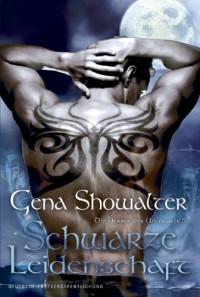 Die Herren Der Unterwelt 05: Schwarze Leidenschaft - Gena Showalter, Regina Hohmann