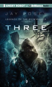 Three - Luke Daniels, Jay Posey
