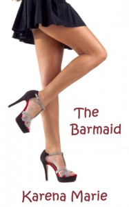 The Barmaid (The Happy Spinster Series #2) - Karena Marie