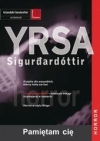 Pamiętam cię - Yrsa Sigurdardóttir
