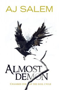 Almost Demon (The Sigil Cycle) - AJ Salem