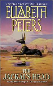 The Jackal's Head - Elizabeth Peters