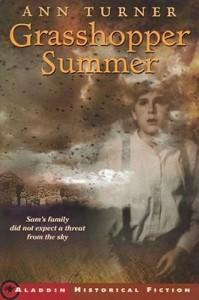 Grasshopper Summer - Ann Turner