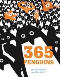 365 Penguins - Jean-Luc Fromental, Joëlle Jolivet