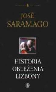 Historia oblężenia Lizbony - José Saramago