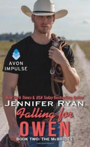 Falling for Owen: Book Two: The McBrides - Jennifer Ryan