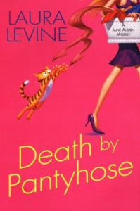 Death by Panty Hose - Laura Levine