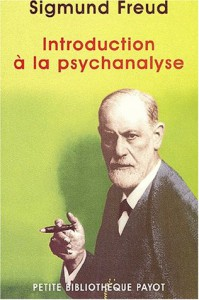 Introduction à la psychanalyse - Sigmund Freud