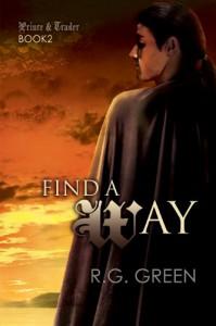 Find a Way - R.G. Green