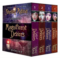 Magnificent Devices 4-Book Bundle - Shelley Adina