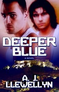 Deeper Blue - A.J. Llewellyn