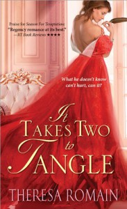 It Takes Two to Tangle - Theresa Romain