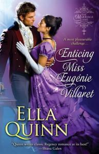 Enticing Miss Eugenie Villaret - Ella Quinn