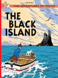 The Black Island - Hergé