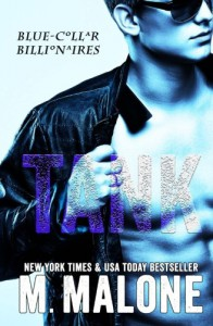 Tank (Blue-Collar Billionaires #1) (Volume 1) - Minx Malone