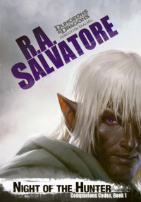 Night of the Hunter - R.A. Salvatore