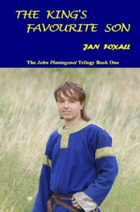 The King's Favourite Son - Jan Foxall
