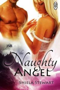 The Naughty Angel - Shiela Stewart