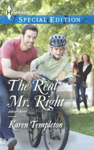 The Real Mr. Right - Karen Templeton