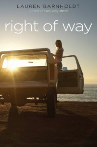 Right of Way - Lauren Barnholdt