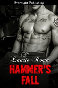 Hammer's Fall (The Breakers' Bad Boys) - Laurie Roma