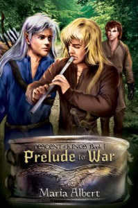 Prelude to War - Maria Albert