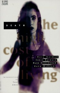 Death: The High Cost of Living - Dave McKean, Chris Bachalo, Mark Buckingham, Neil Gaiman