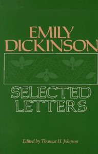 Selected Letters - Emily Dickinson, Thomas H. Johnson