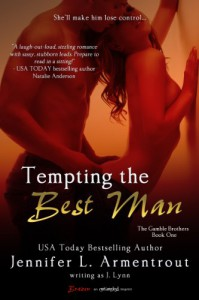 Tempting the Best Man  - J. Lynn