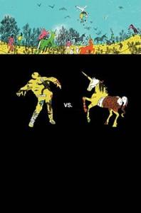 Zombies vs. Unicorns - Holly Black, Justine Larbalestier, Garth Nix, Naomi Novik