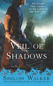 Veil of Shadows (Veil, #2) - Shiloh Walker