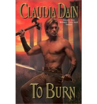 To Burn - Claudia Dain