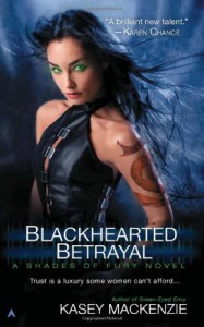 Blackhearted Betrayal - Kasey MacKenzie