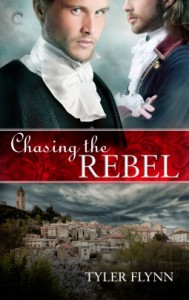 Chasing the Rebel - Tyler Flynn