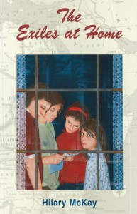 The Exiles At Home - Hilary McKay