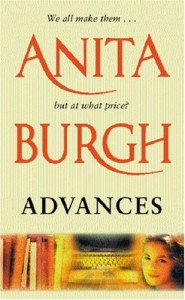 Advances - Anita Burgh