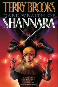 Dark Wraith of Shannara - Terry Brooks