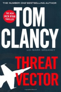 Threat Vector - Tom Clancy