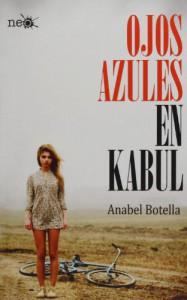 Ojos azules en Kabul - Anabel Botella