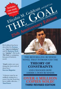 The Goal: A Process of Ongoing Improvement - Eliyahu M. Goldratt