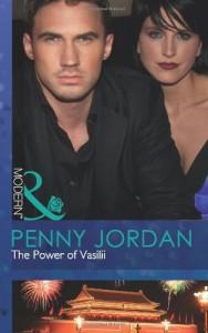 The Power of Vasilii - Penny Jordan