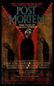 Post Mortem: New Tales of Ghostly Horror - Paul F. Olson, David B. Silva, Janet  Fox