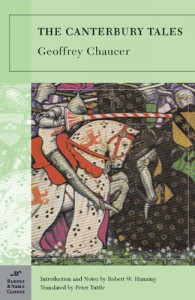The Canterbury Tales - Geoffrey Chaucer, Robert W. Hanning, Peter Tuttle