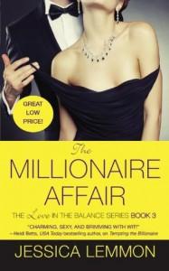 The Millionaire Affair - Jessica Lemmon