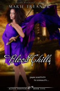 Blood Chills (Blood Hunters) - Marie Treanor