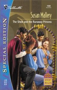 The Sheik and the Runaway Princess - Susan Mallery